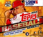 2016 Topps Series 2 Baseball Factory Sealed HTA Hobby Jumbo Pack Box