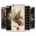 OFFICIAL ANNE STOKES STEAMPUNK SOFT GEL CASE FOR HUAWEI PHONES