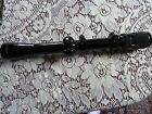 Vintage Realist 4x Rifle Scope Excellent Condition with Rings