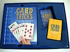 Card Tricks set with 30 easy to follow Tricks Magic Parragon