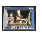 Beetlejuice PVC Couch Scene Diorama Action Figure by Neca JC