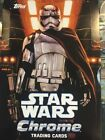2016 Topps Star Wars The Force Awakens Complete Set - Limited Edition 10