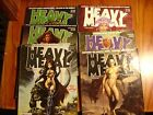heavy metal magazine lot of 6 issues all from 2003