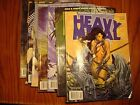 heavy metal magazine lot of 7 from 2002
