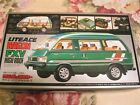 Nitto Liteace Wagon FXV High Roof 1/24 Scale Model Kit Complete Unbuilt