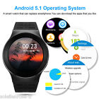3G Wifi Smart Watch Phone With Camera Fitness Tracker for iOS Android iPhone HTC