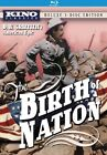 The Birth of a Nation New Blu ray With DVD Deluxe Edition Silent Movie