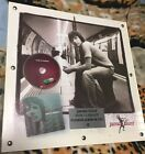 JAMES BLUNT - BACK TO BEDLAM -  PLATINUM in ITALY - 45X45 the PLEXIGLASS