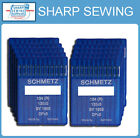 100 SCHMETZ 135X7 23/160  LOCKSTITCH NEEDLES 135X5, DPX5, 134 (R)