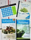 WEIGHT WATCHERS POINTSPLUS set Complete Food Getting Started Kick start guide +