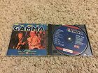 SIGNED BY RONNIE MONTROSE AUTOGRAPH Best of Gamma (CD, 1992, GNP/Crescendo) OOP