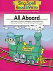 Sing Spell Read Write All Aboard Student Book 1998