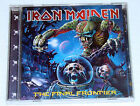 IRON MAIDEN THE FINAL FRONTIER ARGENTINA PROMO CD free ship