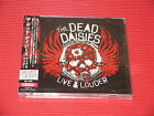 2017 JAPAN THE DEAD DAISIES Live & Louder CD + DVD EDITION