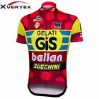 Cycling Jersey Gis Retro Vintage Bike Racing Riding Tri MTB Team Pro Jersey New
