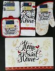Kitchen Home Sweet Home Theme Linen  Placemat Set Select Items