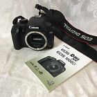 Canon EOS Digital Rebel XS EOS 1000D 101 MP Digital SLR Camera BODY ONLY
