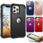 Protective Hybrid Rubber Shockproof Hard Case Cover For Apple iPhone 8 6s 7 Plus