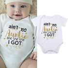 Cotton Newborn Infant Baby Girls Boys Bodysuit Romper Jumpsuit Clothes Outfits