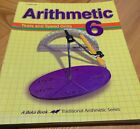A Beka Arithmetic 6 Tests and Speed Drills TEACHER KEY only 2006 Edition