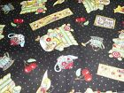 Vintage Mary Engelbreit Home Sweet Home Fabric !!! A Whole Yard!!