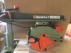Dewalt power shop DW1251 Radial arm saw in very good condition  NO RESERVE