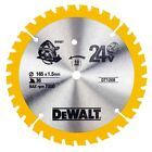 DeWALT DT1205 DT1205-QZ 165mm Trimsaw Blade for DW007