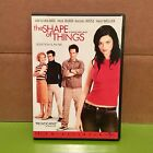 SHAPE OF THINGS DVD RACHEL WEISZ PAUL RUDD GRETCHEN MOL FREDERICK WELLER LA BUTE