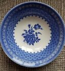 Queen's England Out of the Blue Cereal Bowl England Excellent