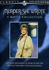 Murder, She Wrote: 4 Movie Collection [New DVD] Full Frame, Subtitled, Dolby