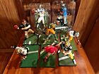 Lot of 8 Loose Mcfarlane NFL figures Panthers Packers Cam Aaron Rodgers Variants