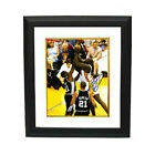 Shaquille O'Neal signed Los Angeles Lakers 8x10 Photo Custom Framed-JSA PSA PASS