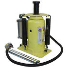 ESCO 10450 - Yellow Jackit 20 Ton Air/Manual Bottle Jack