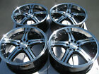 18 Wheels Rims 5 Lugs Fit Nissan Altima Juke Leaf Maxima Quest Rogue Sentra