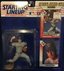 Nolan Ryan Action Figure- 1993 Starting Lineup Special Series Card