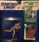 Mike Mussina Action Figure- 1993 Starting Lineup Special Series Card