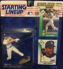 Eric Karros Action Figure- 1993 Starting Lineup Special Series Card
