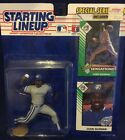 Juan Guzman Action Figure-1993 Starting Lineup TOR Blue Jays Special Series Card