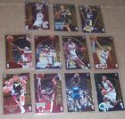 1994 95 NBA PRO MAGNETS LOT OF 11 BOB HURLEY EDDIE JONES STEVE SMITH