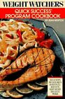 Weight Watchers Quick Success Program Cookbook Plume by Jean Nidetch