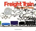 Freight Train Board Book (Caldecott Collection) by Donald Crews