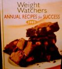 Weight Watchers Annual Recipes For Success 2003 by Weight Watchers
