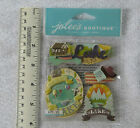 New Pack Jolees Boutique LAKE Dimensional Sticker Package
