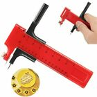 10 150mm Plastic Compasses Circle Cutter Tool Cut For Paper Vinyl Rubber Leather