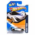 Hot Wheels 2012 096 Collector  96 247 Mazda Furai White FTE Faster Than Ever