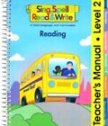 Sing Spell Read  Write Level 2 Teachers Manual Grand Tour Reading