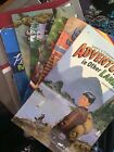 Abeka 4th Grade Language Arts Spelling Reading Lot