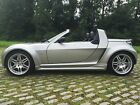 Smart Roadster Brabus Targa 59300 miles New MoT  Serviced