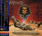 VIRTUOCITY Secret Visions +3 JAPAN CD OBI KICP-865 Tarot Sinergy Nightwish