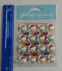 New Pack Jolees Boutique BEACH BALL REPEATS Embellishments Sticker Package